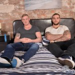 Wanking Mates Andy Lee and Liam Lawrence 1