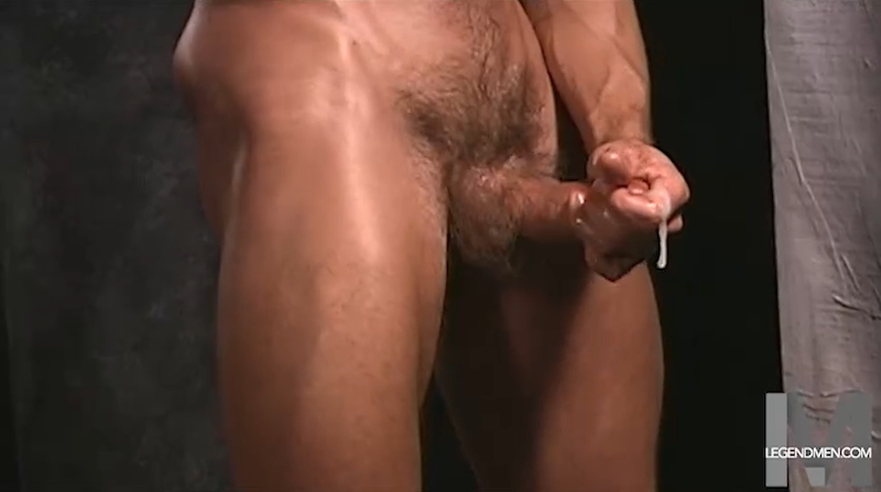 Hot male couple sucking assfucking and felch 3