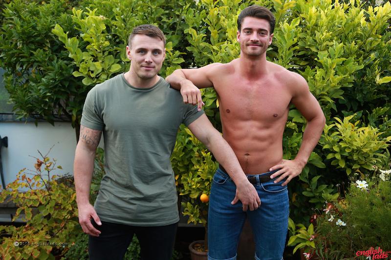 2 straight guys on video