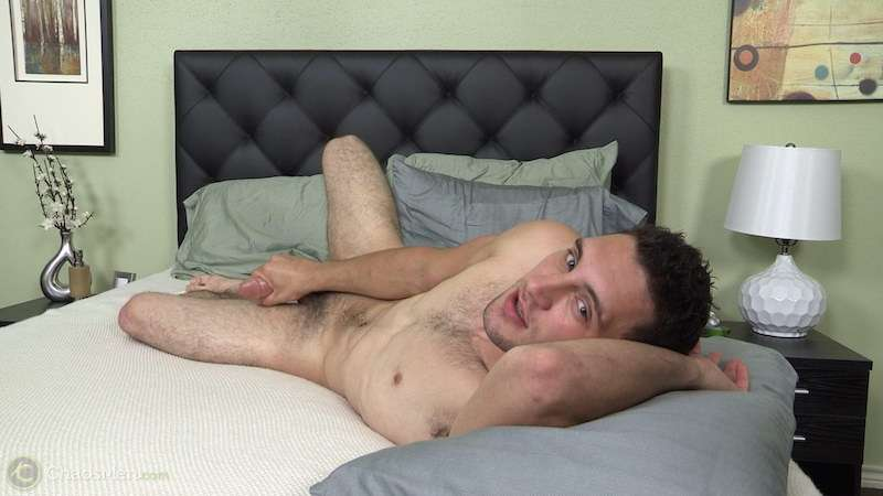 Straight guy wank - Lambert 8