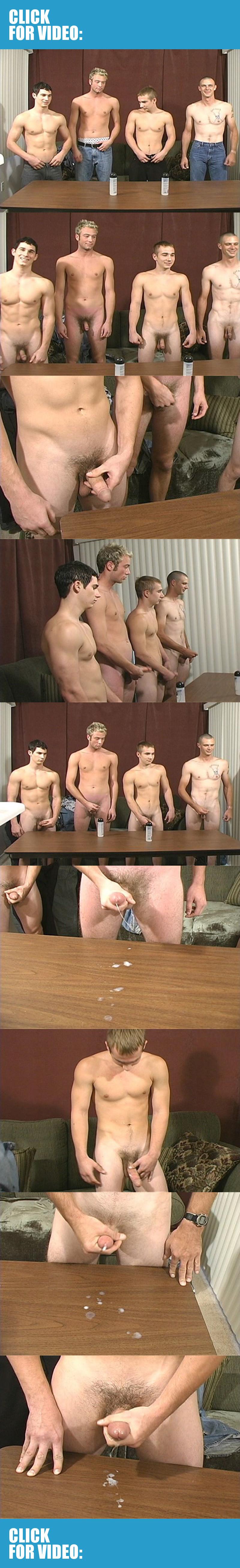 4 straight guys cum shot contest video seancody