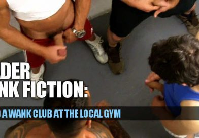 I found a wank club at the gym – Part 1