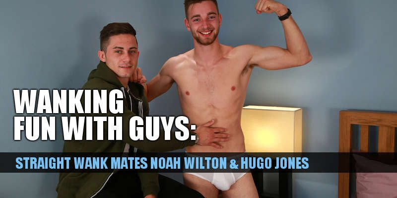 2 STRAIGHT WANK MATES NOAH WILTON HUGO JONES ENGLISHLADS