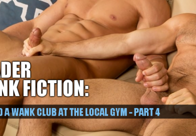 I found a wank club at the gym – Part 4