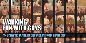 Wank buddy videos from Seancody