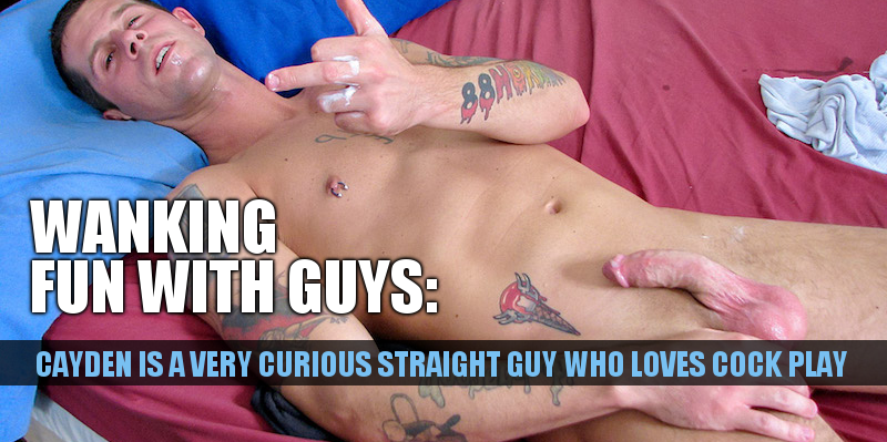piss curious guys