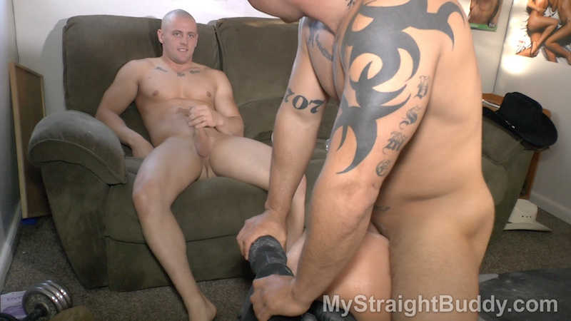 Bromance jerk off with Nick and Brenner 4
