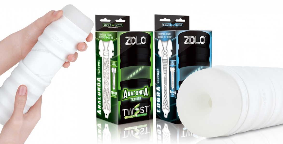 ZOLO Twist sex toy