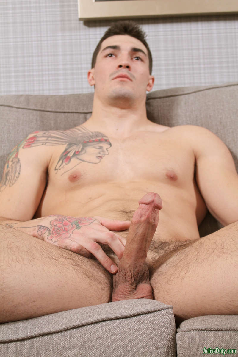 straight guy wanking 4