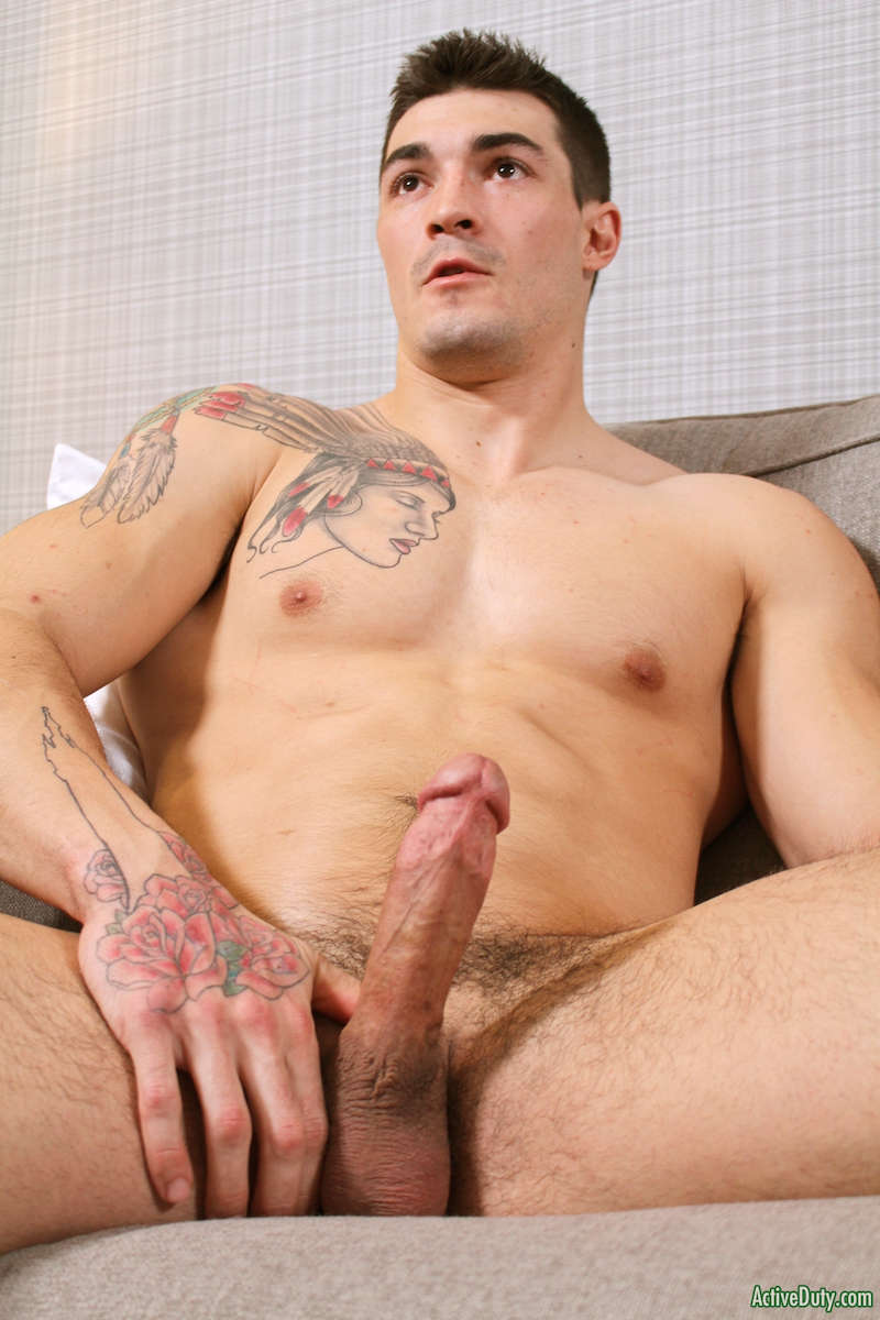 straight guy wanking 6