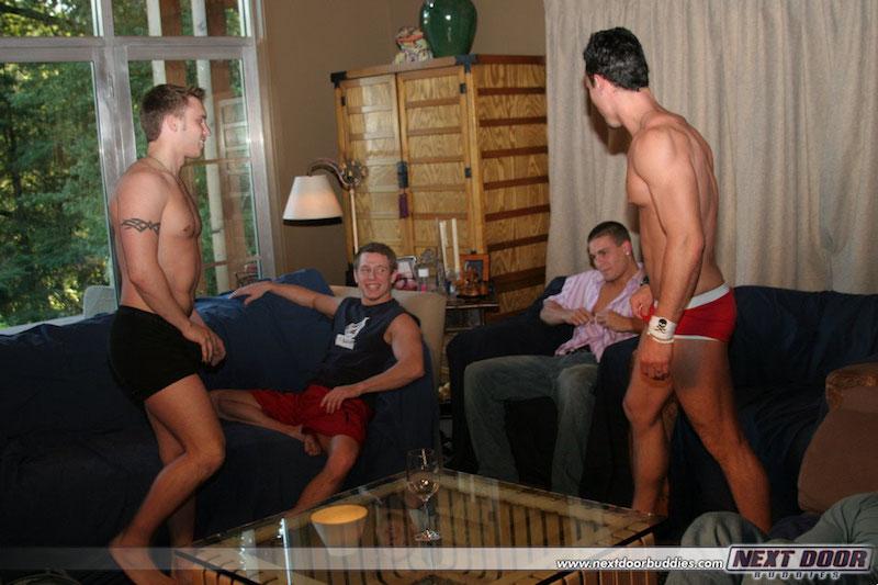 classic-straight-guy-circle-jerk-5-hard-dicks-messy-cum-loads 2