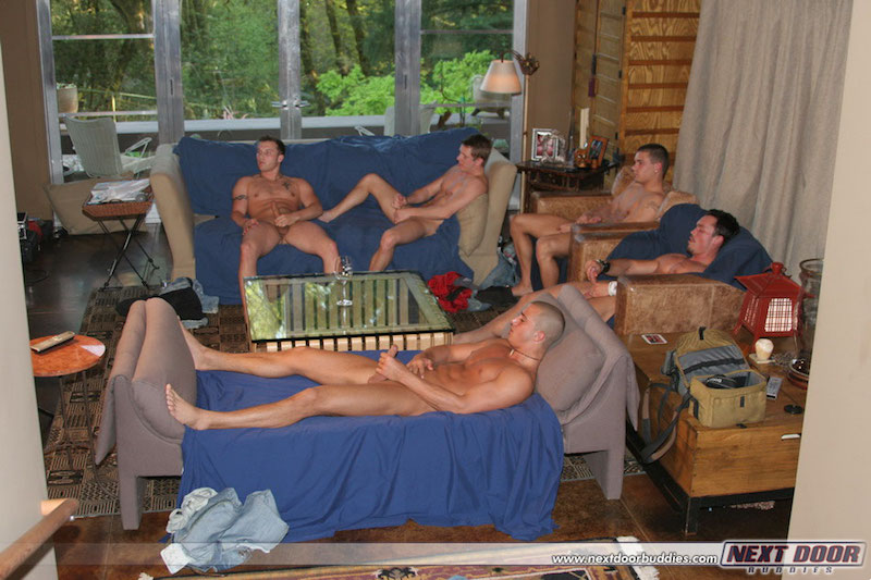 classic-straight-guy-circle-jerk-5-hard-dicks-messy-cum-loads 9
