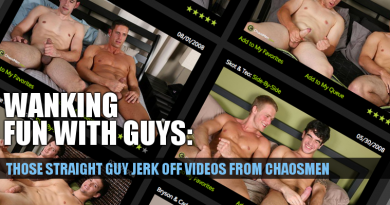 Buddy jerk off videos from Chaosmen