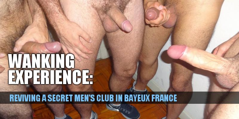 Male masterbation clubs