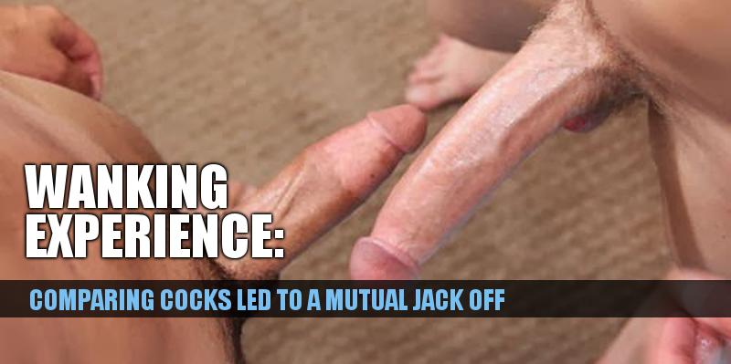 Mutual masturbation experience-7082