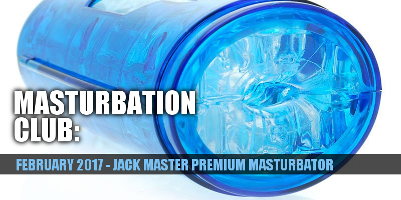 Wanking club, jack master premium masturbator