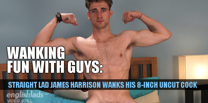 James Harrison wanking video at Englishlads