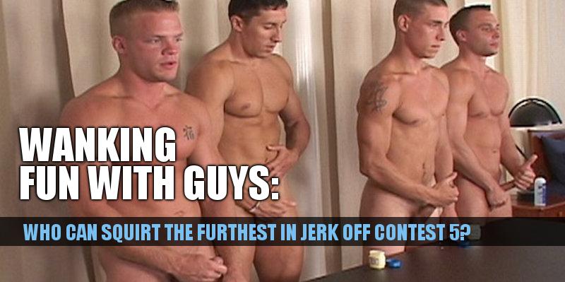 jerk off contest