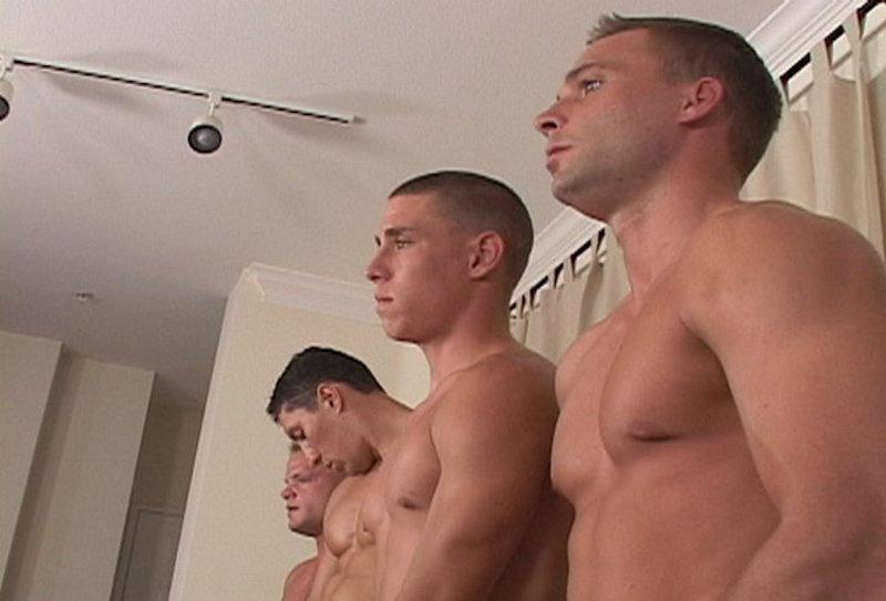 straight men cum shot contest