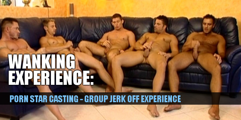 jerk off group porn