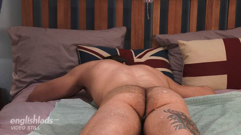 straight jock with a hairy ass