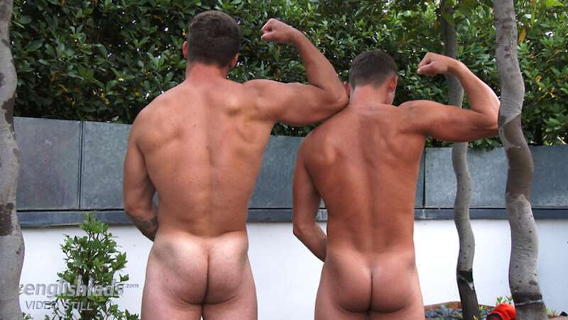 two brothers wanking