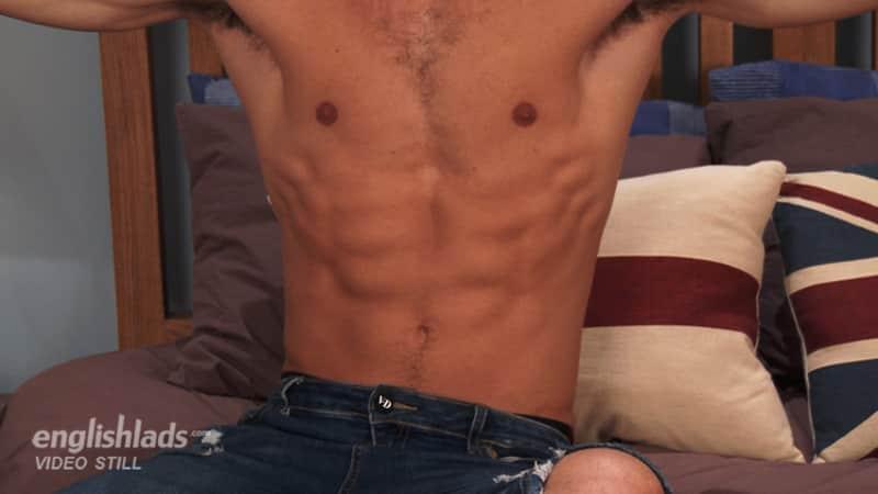 straight boy abs