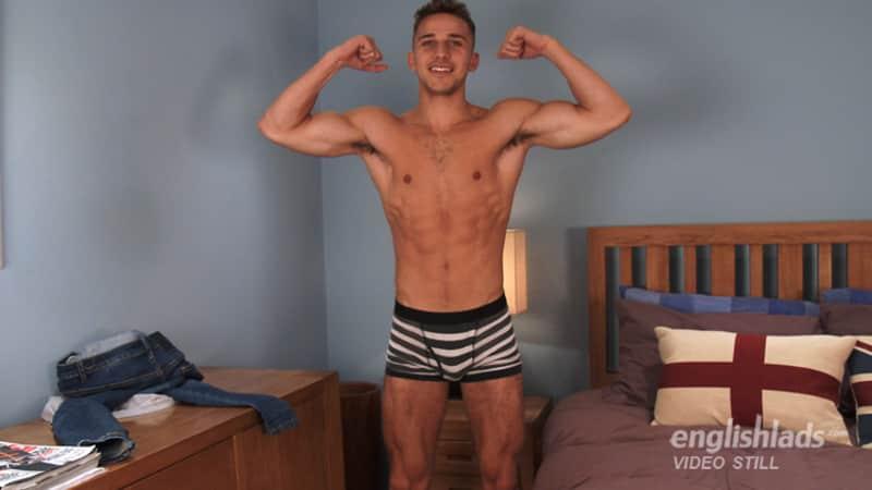 hot straight guy in his underwear
