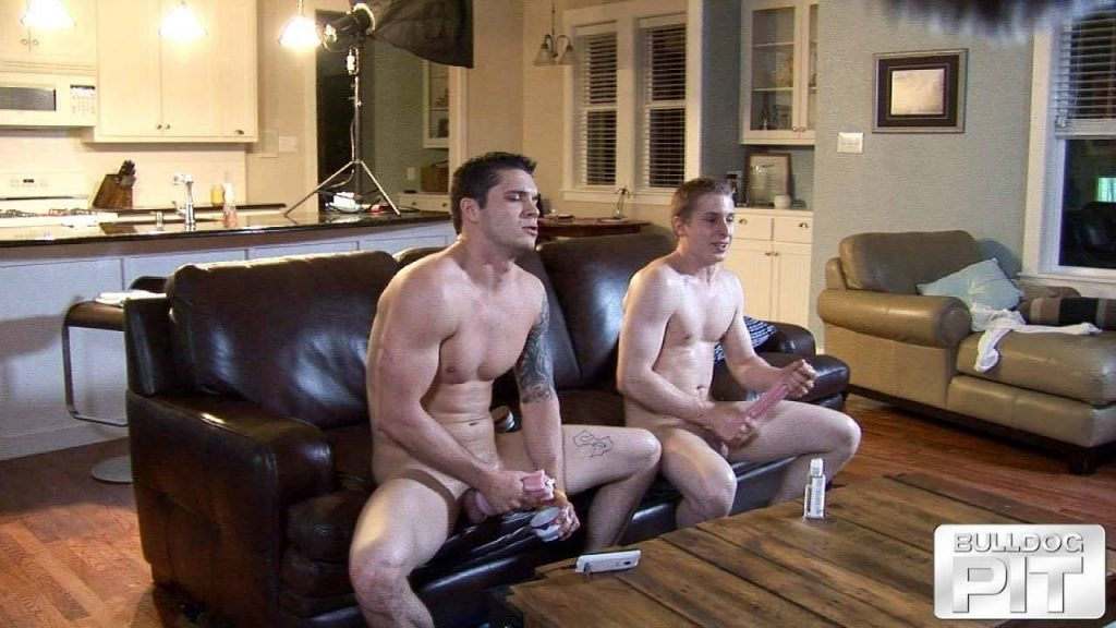 hung twink tops a straight guy