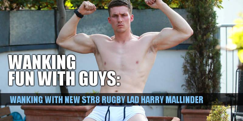 Harry Mallinder at Englishlads