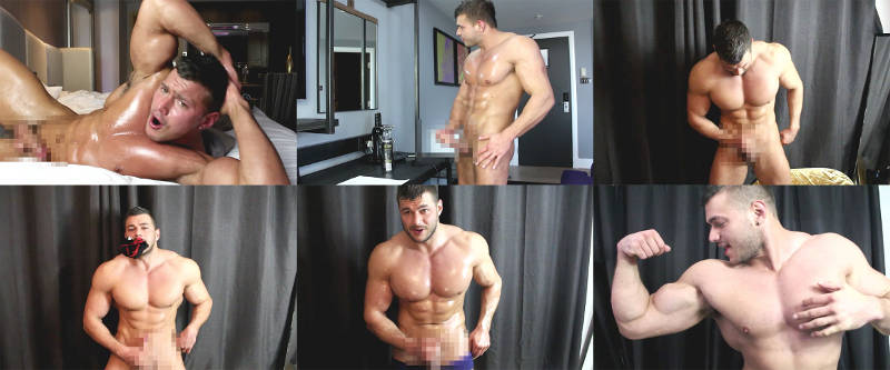 muscle cock jerk off videos from JoshuaArmstrong
