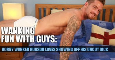 Hudson Scott at Englishlads