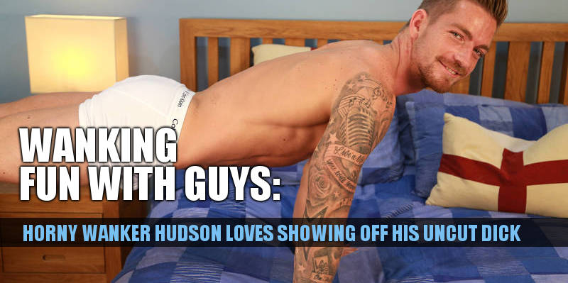 Hudson Scott at Englishlads