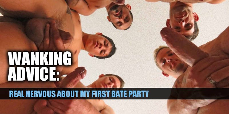 first time circle jerk
