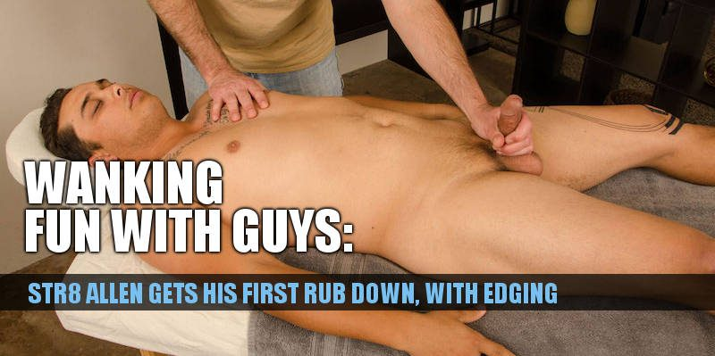 Click to see his happy ending massage