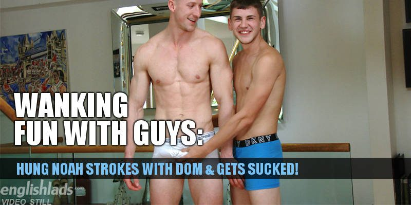 straight guys jacking off and sucking