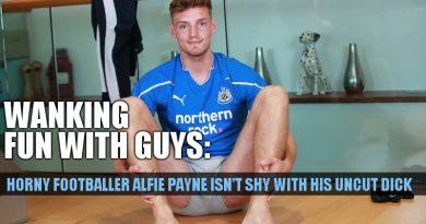 click to see footballer alfie payne